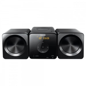 Sencor SMC 2100B 2x5W,CD/CD-RW/MP3/USB, Bluetooth